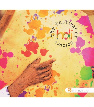 Holi- The Festival of Colours Audio CD Standard Edition (Rajasthani - Various Artists)