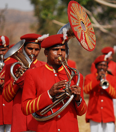 Manohar Brass Band